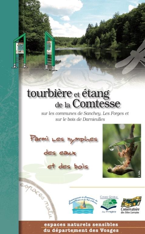 Topoguide Étang de la Comtesse